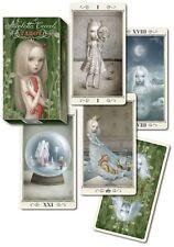 Nicoletta Ceccoli Tarot 78 Cards Deck English New Sealed Free Track