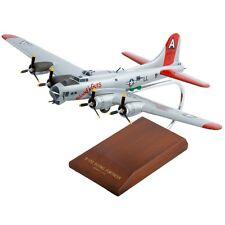 USAF Boeing B-17G Blood 'N Guts Fortress Desk Display Model 1/72 WW2 ES Airplane