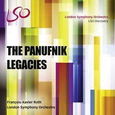 London Symphony Orchestra - The Panufnik Legacies [CD]