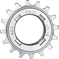 "ACS Main Drive Freewheel, 17t 1/8"" Silver"
