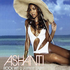 FREE US SH (int'l sh=$0-$3) NEW CD Ashanti: Rock Wit U (Awww Baby) Import, Singl