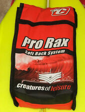 Creatures of Leisure Surfboard Car Soft Racks - Team Designed Pro Rax Single