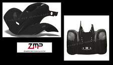 NEW HONDA TRX 300EX TRX 250X BLACK PLASTIC STANDARD FRONT AND REAR FENDER SET