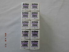 Ilford Delta B&W 3200/120 Film (10 Pack)