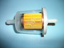 "Fuel Filter 5/16"" John Deere AM876035 Kubota 12581-43012 Toro 18-1520; 108-3831"