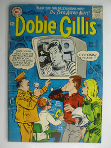 Dobie Gillis #25, Astro-Nuts, Maynard Krebs, Very Good+, 4.5 (C), OWW Pages