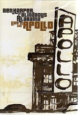 Ben Harper & Blind Boys - Live At The Apollo (PAL Video, 2005) BRAND NEW