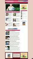 SPEED READING WEBSITE WITH AFFILIATES & BANNERS + FREE DOMAIN