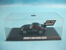 Greenlight Hollywood Fast & Furious JOHNNY'S 2000 HONDA S2000 Black 1:43 L.E.