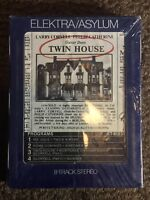 Larry Coryell Philip Catherine Twin House SEALED 8 TRACK psych guitar