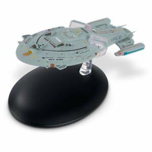 Star Trek WarShips Voyager Model Ship Eaglemoss Collection #132 Brand New
