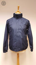 #584A Hi Gear Mens Trent Blue 3-in-1 Outdoor Hooded Raincoat, Small  *Damaged