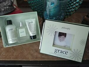Philosophy Eternal Grace Gift Set- VERY RARE- collectible