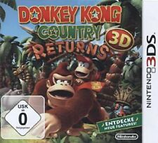 3DS Donkey Kong Country Returns, Nintendo 3DS