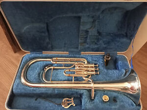 musical brass instrument Yamaha Tenor Horn