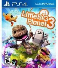 Little Big Planet 3 for PlayStation 4 VideoGames