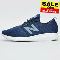New Balance FuelCore Coast Men's Premium Running Shoes Fitness Gym Trainers Navy