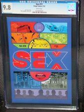 Image Sex #11 CGC 9.8