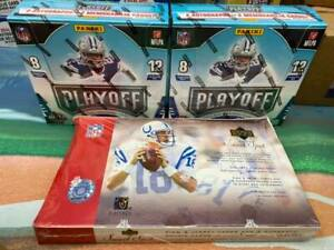 2 Box 2020 Panini Playoff Hobby Box Break + Sweet Spot Box Pittsburgh Steelers