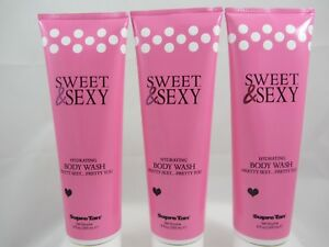 6 PACK - SUPRE SWEET & SEXY HYDRATING BODY WASH