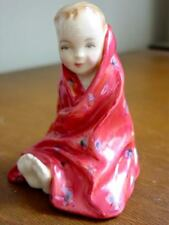 Royal Doulton This Little Pig Figurine #Hn1793 Baby 1943 - Nice!