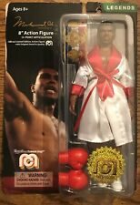 "Sports Legends Muhammad Ali 8"" Action Figure Brand new Factory Sealed"