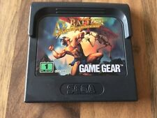 "Game Gear:      AX BATTLER     ""A LEGEND OF GOLDEN AXE""      en loose"