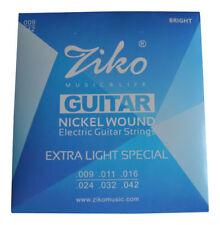Cordes Guitare acoustique nickel pour guitare et basse