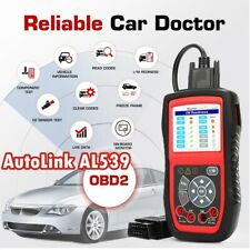 Autel AutoLink AL539 OBD2 EOBD Scanner Car Diagnostic Code Reader Automotive MIL