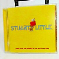 Stuart Little [Music From and Inspired by the Motion Picture]    Audio CD