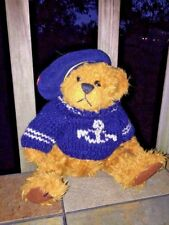 "Brass Button Pickford Bears TANGO Nautical Ship Anchor Bear 9"" Friendship"