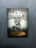 2014-15 Upper Deck Masterpeices Hockey #154 Sidney Crosby B&W Portraits