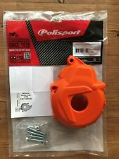 IGNITION COVER PROTECTOR GUARD FITS KTM  EXC-F 250  EXC-F 350  2017-2018  ORANGE