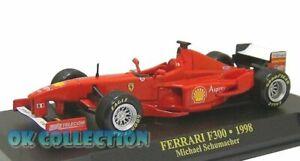 1:43 F1 - FERRARI F300 (1998) - Michael Schumacher (45)