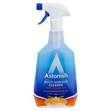 Astonish Multi Surface Cleaner With Orange Oil 750ml 48256217124