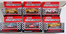 Lot of 34 New 1993 NASCAR Super Stars Matchbox 1/64 Diecast Cars  Blister & Box
