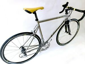 Litespeed Tachyon Titanium 57cm Road Bike / Ultegra / Mavic / Cane Creek