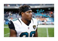 Jalen Ramsey 2 Jacksonville Jaguars NFL A4 signed poster with choice of frame