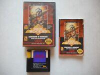 Buck Rogers: Countdown to Doomsday Rare Complete (Sega Genesis, 1991) Game