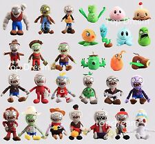 PLANTS vs. ZOMBIES PVZ Soft Plush Toy Stuffed Doll Teddy Kids Collect  Baby Gift