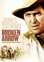 BROKEN ARROW James Stewart DVD NEW Sealed