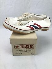 Vintage Converse Chuck Taylor Track Star Shoes Nos 60s Box Size 5.5