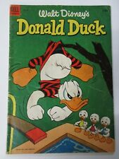 DONALD DUCK #31 (Dell,10/1953) G (GOOD)  Walt Disney,Huey, Dewey & Louie!