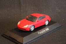 Schuco Porsche 911 ( 996 ) 1:43 Red (HB)