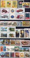 1984 Repubblica Italiana , Italy ,  Annata Completa 38 valori , francobolli n...