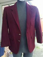 veste taille 14 ans de marque MC GREGOR de couleur bordeaux
