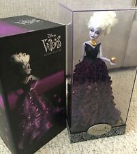 Ursula Disney Villains Designer Collection Doll LIMITED EDITION