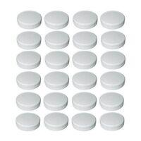 14 BALL WIDE MOUTH PLASTIC Storage Lids Mason Canning Jar Caps - FREE SHIPPING