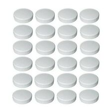 2 x 8 = 16 BALL WIDE MOUTH PLASTIC Storage Lids Mason Canning Jar Caps