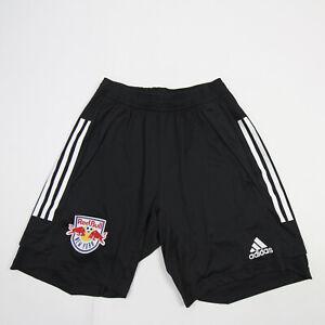 New York Red Bulls adidas Aeroready Athletic Shorts Men's Black Used